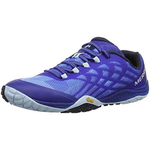 41vJs2teNYL. SS500  - Merrell Women's Trail Glove 4 Fitness Shoes