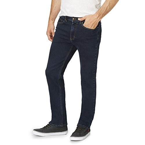 Paddock`s Herren Jeans Ranger - Slim Fit - Blau - Blue Black , Größe:W 32 L 30;Farbe:Blue Black (4701)