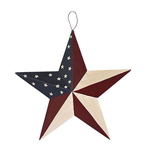 Attraction Design Old Glory American Flag Barn Star, 30,5cm - Old Glory American Flag