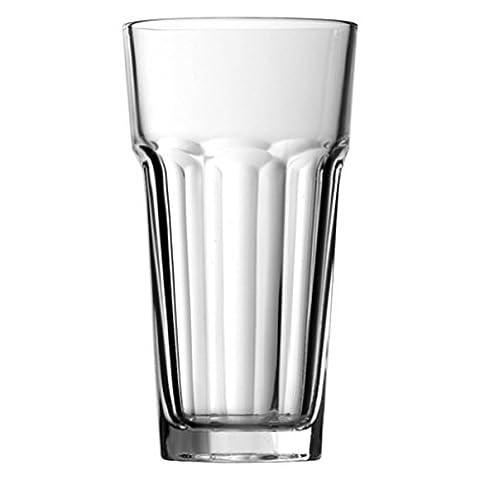Casablanca Iced Tea Glasses 23oz / 650ml - Set of 24 - Toughened Highball Glasses
