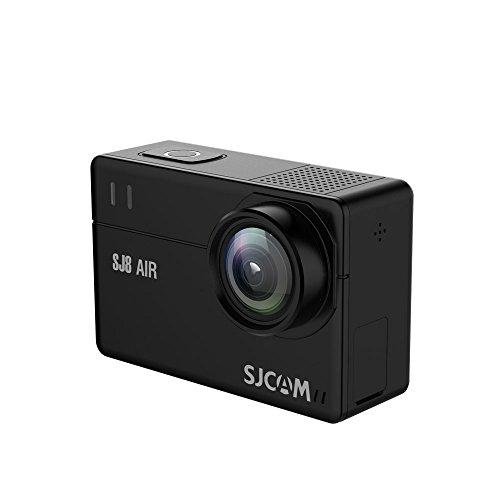 "SJCAM SJ8 Air 1296P WiFi Sports Action Camera 2.33"" Retina Ips Display - Black Full Set Instant Camera(Black) 2"