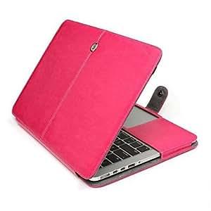 MacBook pro retina 15,4, bOX-kastenabdeckung similicuir pU pour apple macBook pro retina 15,4 «(couleurs différentes)-marron