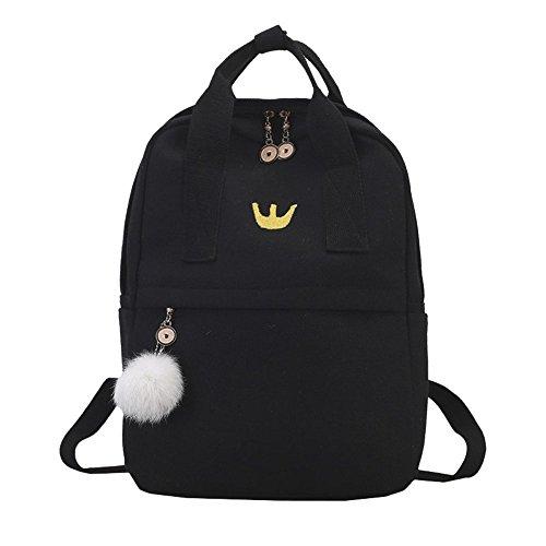 Anmain unisex zaino scuola per casuale per scuola borse zaini scuola borse da viaggio zaino scuola superiore zaino scuola media leggero