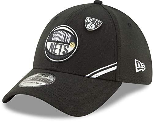 New Era NBA 2019 Draft 3930 Stretch Fit Cap (M/L - 57.7cm - 60.6cm, Brooklyn Nets)