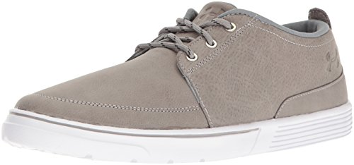 Under Armour Men's Street Encounter III Leather Steel/Pewter