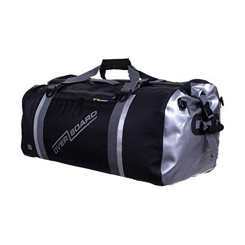 Overboard Pro-Sports Bolsa Estanca, 71 cm, 90 litros, Negro