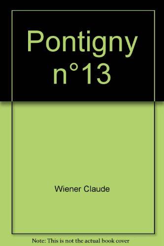 Pontigny n°13