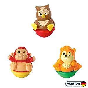 VTech 80-439504 - Animales para bebé, Multicolor