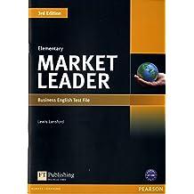 Market Leader. Elementary Test File