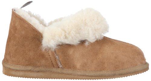 Shepherd Karin 464, Pantofole donna Marrone (Braun/camel)