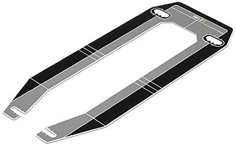 SKLZ Unisex Putt Gate Trainer, grau/schwarz, NA (Gesicht Putter)