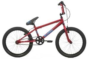 Scandal Boy's KO BMX Bike - Red, 20 Inch