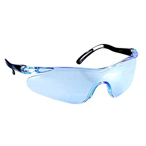 TYUHDF Schutzbrille, für Radfahren, Outdoor-Spiel, Ski, Sicherheitsbrille, leicht, für Innenschießen, Winddicht, für Sport und Jagd, blau, Free Size (Kinder-ski-schutzbrillen, Klare Linse)