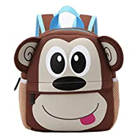 Kids Backpacks School Bags Dinosaur Toddler Boys Girls Daypacks 1-4 Years