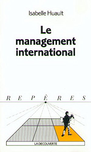 Le management international