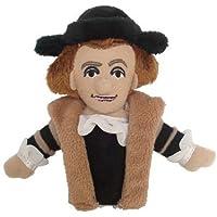 Christopher Columbus Finger Puppet & Fridge Magnet