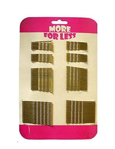 Haarspangen im Kirby-Stil, für welliges Haar, 150 Stück.