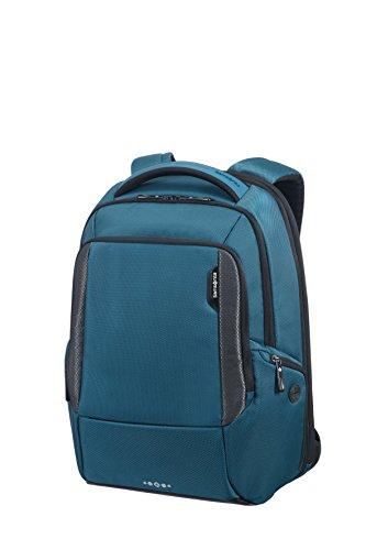 Imagen de samsonite cityscape tech lp  tipo casual expansible, 46 cm, 30 l, color azul petrol blue