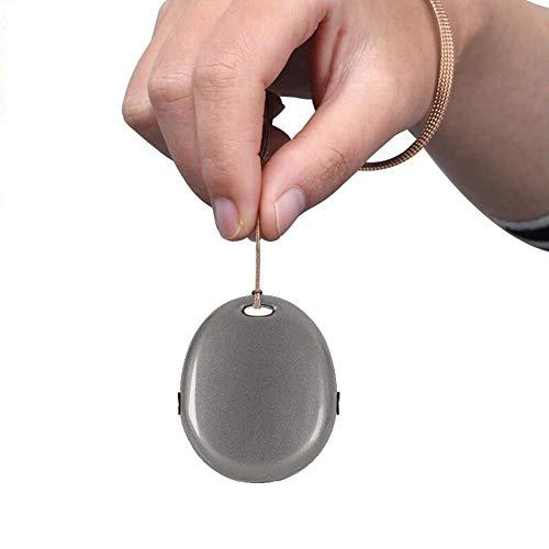 caracteristicas: Grabadora de voz con diseño de forma de llavero con memoria de 8GB Admite la función de disco U, que puede guardar archivos y editarlo en la computadora Admite la función de reproducción con auriculares USB (como accesorios en el paq...
