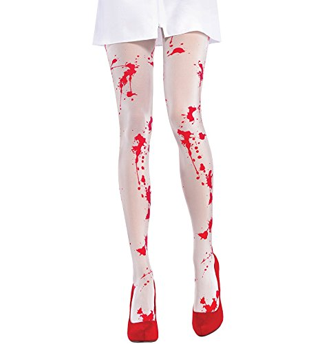 Blutige Strumpfhose