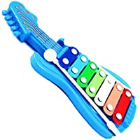 Mallexo Perfect Guitar Toys for Kids with 7 Nodes, Set of 1 Musical Toys for Kids Set, Multi-Colored Musical Instruments…