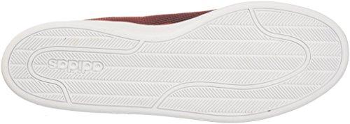 adidas Cloudfoam Advantage, Chaussures de Fitness Homme Multicolore (Cblack/cblack/solred)