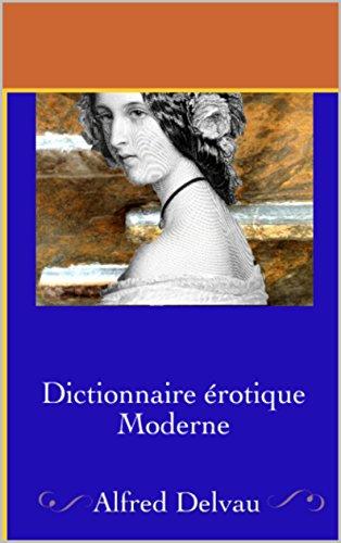 Dictionnaire rotique moderne