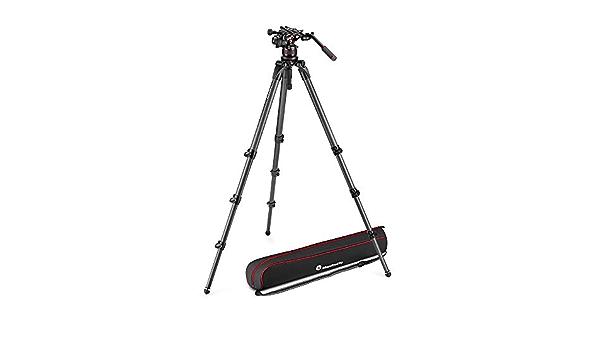 Manfrotto Mvk612ctall Nitrotech 612 Fluid Videokopf Für Kamera
