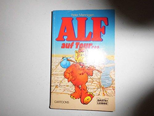 ALF auf Tour - Neue Abenteuer mit dem Knuddel-Chaoten (Comic)