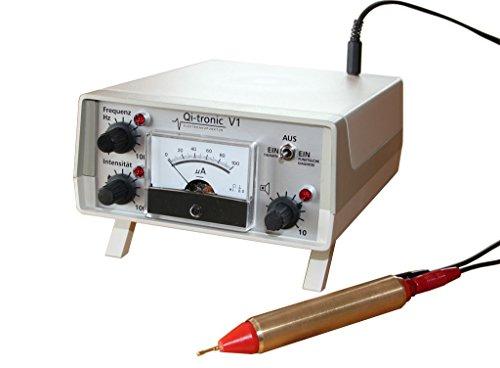 Qi-tronic V1 - Elektroakupunkturgerät nach Voll (EAV) / Akupunktur ohne Nadeln