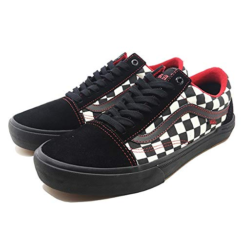 cc0f4e71a4f3c9 Vans Old Skool PRO BMX Kevin peraza Black checherboard-US 10.5 EUR 44 CM  28.5
