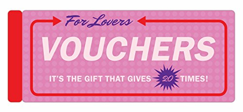 Price comparison product image Knock Knock Vouchers for Lovers