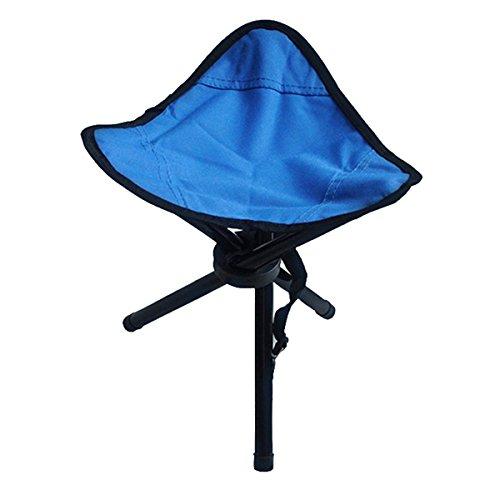 Fletion Outdoor Tragbares Leichtgewicht Stativ Camping Angeln Wandern Piscine Reisen Klappstuhl Stuhl mit Schultergurt