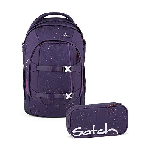 Satch Pack Sprinkle Space Schulrucksack Set 2tlg.