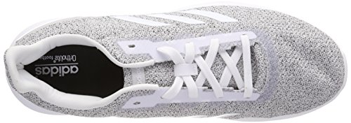 adidas Cosmic 2 SL M, Chaussures de Running Homme Blanc Cassé (Crystal White S16/ftwr White/grey One F17)