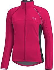 GORE BIKE WEAR Damen 3 in 1 Rennrad-Jacke, Gore Windstopper, Phantom Lady Plus Zip-Off Jacket, JWIPAL