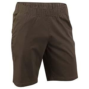Quechua Arpenaz 20 Shorts, Small (Khaki)