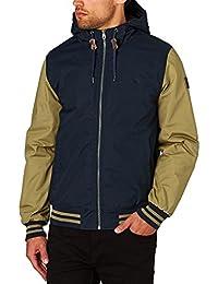 Element Jackets - Element Dulcey Jacket - Navy/Khaki