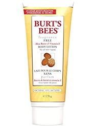 Burt's Bees - Fragrance Free - Lotion corporelle - 170 g