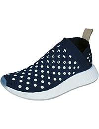 new styles ba0a0 d5a2d adidas Originals NMDCS2 Primeknit Boost W Schuhe Damen Sneaker Turnschuhe  Blau BA7212,…