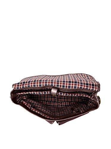 Des Sacoche en cuir & toile Langdale, équalisateur Sangle d'épaule, Housse pour ordinateur portable Dark Port