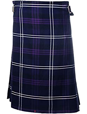 I Luv LTD Gents Lightweight Casual Party Kilt Heritage Of Scotland 54-56