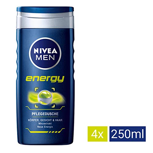 Nivea Duschgel Energy im Test