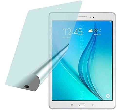 Samsung Galaxy Tab A & S Pen (2 Stück) PREMIUM Displayschutzfolie Bildschirmschutzfolie ANTIREFLEX Schutzhülle Displayschutz Displayfolie Folie