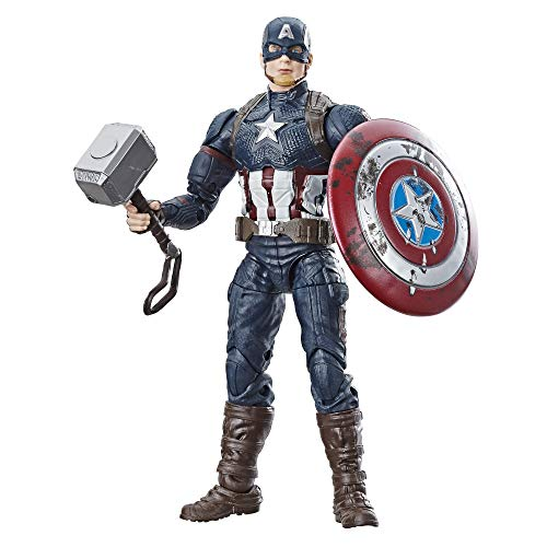 Marvel Legends Captain America Power and Glory 6 Inch Action Figure