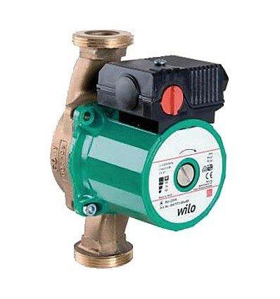 Wilo 4029062 Trinkwasser-Zirkulationspumpe STAR Pumpengehäuse aus Messing Z 25/2 EM