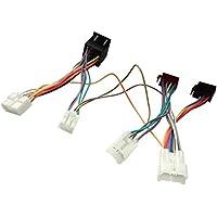AERZETIX: Cable Adaptador autoradio para Parrot KML Kit Manos Libre de Coche vehículos C12172