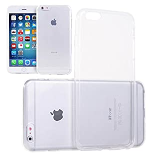 iPhone 6 Plus 6S Plus (5,5 Zoll) Hülle TPU Case Schutzhülle Silikon Crystal Case Durchsichtig (B00L01DS2A) | Amazon price tracker / tracking, Amazon price history charts, Amazon price watches, Amazon price drop alerts