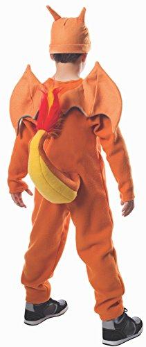 Zoom IMG-1 rubie s costume pokemon charizard