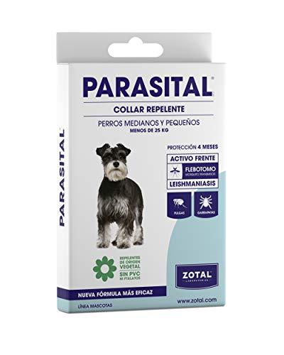 Zotal Parasital Collar para Perros